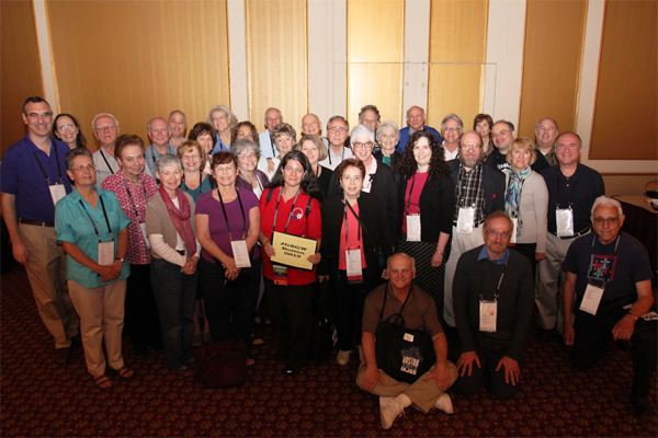 Jewish Genealogical Society of Greater Washington at IAJGS 2013 Boston
